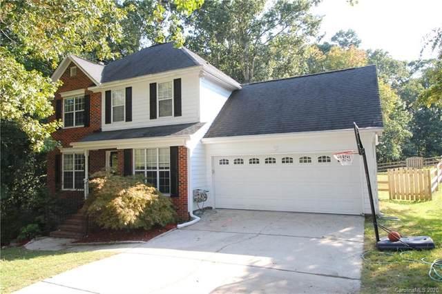 4327 Appaloosa Lane, Charlotte, NC 28215 (#3671154) :: High Performance Real Estate Advisors