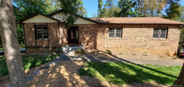 6 Deer Run Court, Asheville, NC 28803 (#3671158) :: Love Real Estate NC/SC