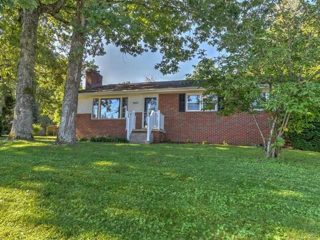2065 Cambridge Drive, Hendersonville, NC 28792 (#3671231) :: Keller Williams Professionals