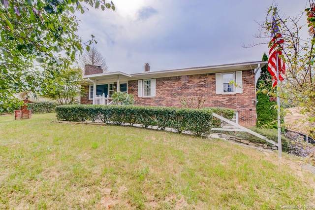403 Crest Road, East Flat Rock, NC 28726 (#3671283) :: BluAxis Realty
