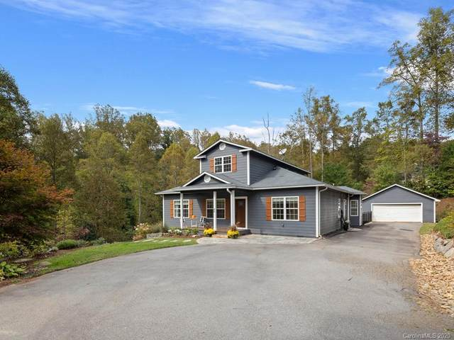46 Creek Run Road #4, Candler, NC 28715 (#3671302) :: IDEAL Realty