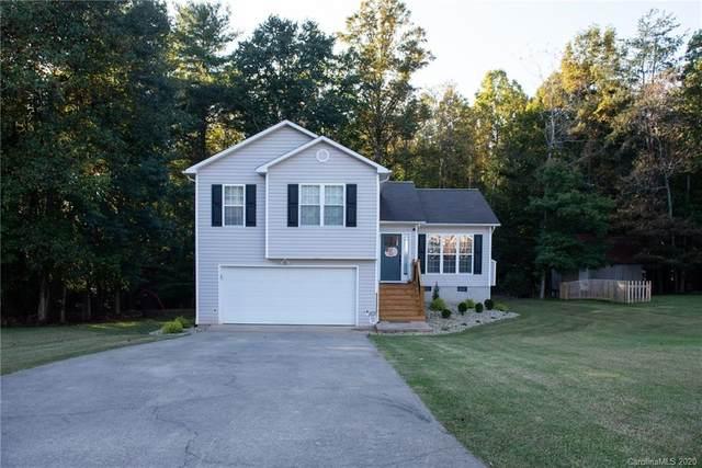 301 Latimer Lane, Morganton, NC 28655 (#3671386) :: Homes Charlotte