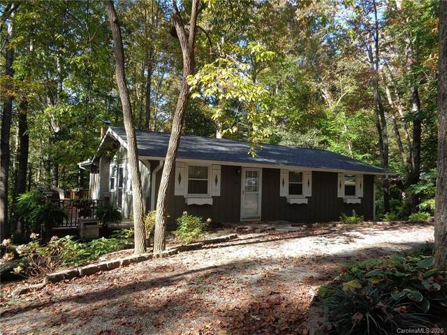 409 Bass Lake Drive, Pisgah Forest, NC 28768 (#3671413) :: MartinGroup Properties