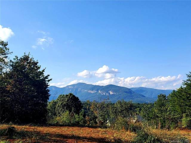 0 Boulder Ridge Lot 60, Lake Lure, NC 28746 (#3671436) :: MartinGroup Properties