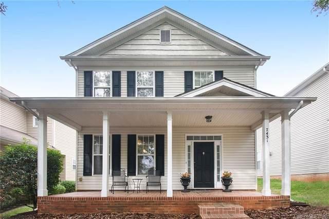 7431 Alluvial Drive, Huntersville, NC 28078 (#3671454) :: High Performance Real Estate Advisors