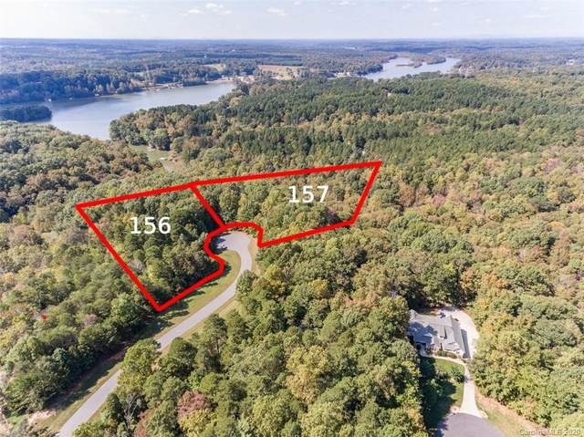 L156/L157 Stoneleigh Drive L156/157, Statesville, NC 28677 (#3671488) :: Mossy Oak Properties Land and Luxury