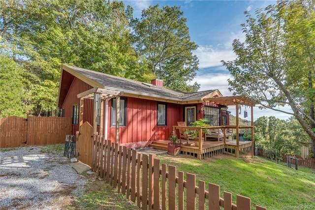 127 Bobcat Trail, Saluda, NC 28773 (#3671546) :: Exit Realty Vistas
