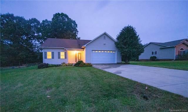 112 Glen Cross Drive, Statesville, NC 28625 (#3671586) :: High Performance Real Estate Advisors