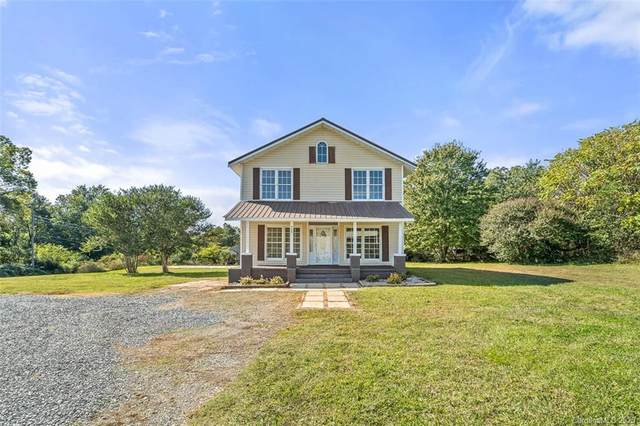 469 Leonard Road, Lexington, NC 27295 (#3671609) :: Carolina Real Estate Experts