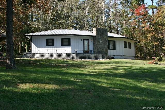 160 Byrd Trail, Rutherfordton, NC 28139 (#3671764) :: Robert Greene Real Estate, Inc.