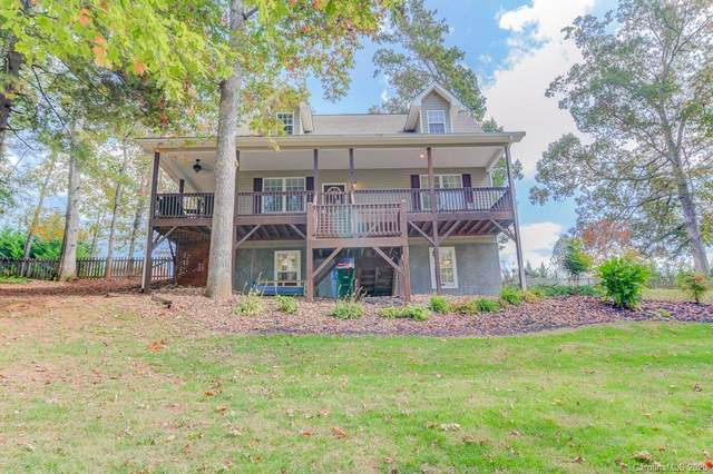 4 Carter Hill Drive #11, Leicester, NC 28748 (#3671782) :: Exit Realty Vistas