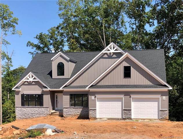 142 Holly Springs Loop #30, Troutman, NC 28166 (#3671815) :: Home and Key Realty