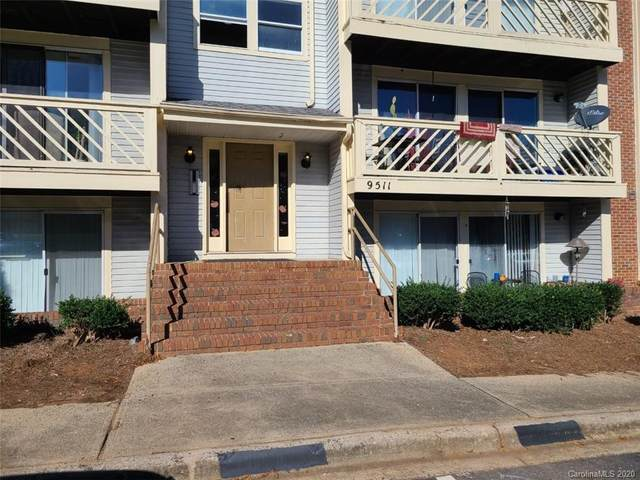 9511 Shannon Green Drive J, Charlotte, NC 28213 (#3671864) :: Stephen Cooley Real Estate Group