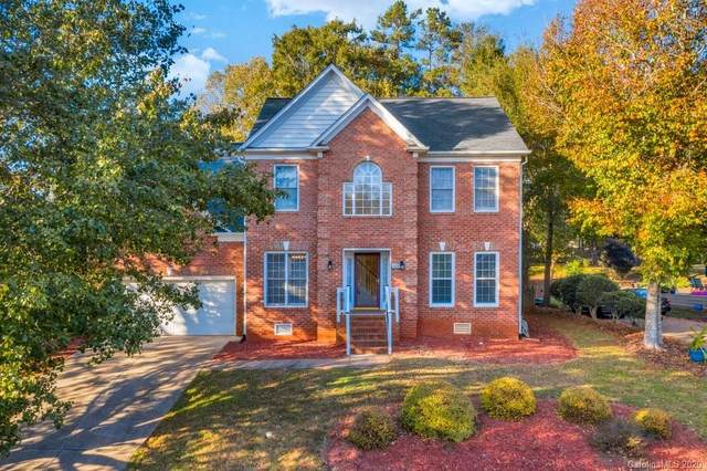 2830 Providence Spring Lane, Charlotte, NC 28270 (#3671867) :: BluAxis Realty