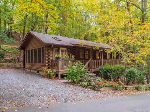 144 Branscomb Drive, Waynesville, NC 28785 (MLS #3671913) :: RE/MAX Journey