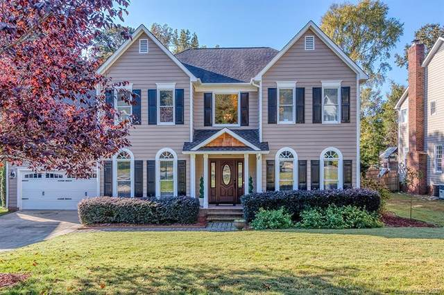 5437 Flowering Dogwood Lane, Charlotte, NC 28270 (#3671931) :: LePage Johnson Realty Group, LLC
