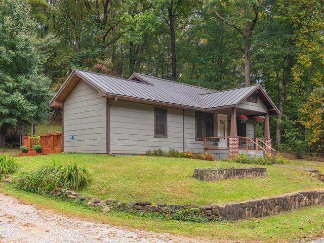 152 Mills Branch Road, Sylva, NC 28779 (#3671932) :: High Performance Real Estate Advisors