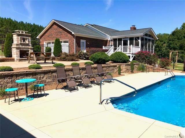 860 Long Shoals Road, Lincolnton, NC 28092 (#3672001) :: Odell Realty