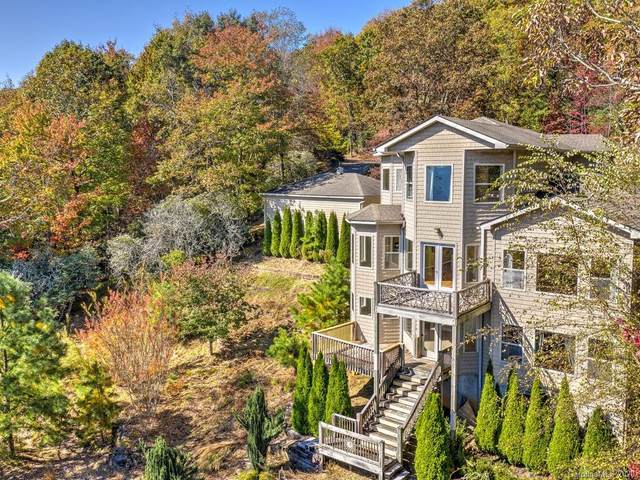 301 Forge Crest Drive, Mills River, NC 28759 (#3672027) :: The Downey Properties Team at NextHome Paramount