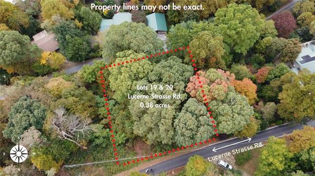 Lots #19, 20 Lucerne Strasse Road, Spruce Pine, NC 28777 (#3672029) :: Keller Williams Professionals