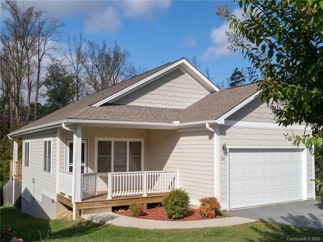 67 Little Fox Lane, Fletcher, NC 28732 (#3672118) :: High Performance Real Estate Advisors