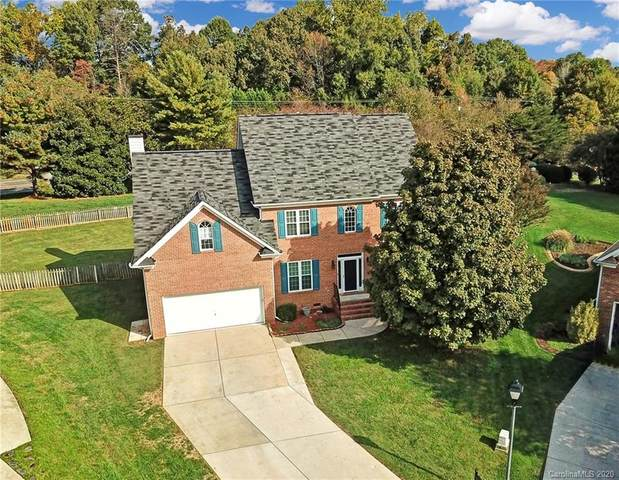 12838 Shamley Court, Huntersville, NC 28078 (#3672139) :: Scarlett Property Group