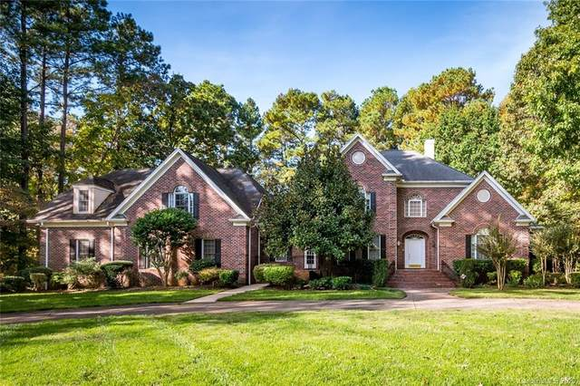 115 W Glenview Drive, Salisbury, NC 28147 (MLS #3672158) :: RE/MAX Journey