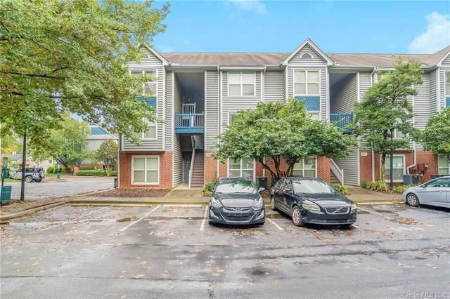 525 N Graham Street 1B, Charlotte, NC 28202 (#3672166) :: High Performance Real Estate Advisors