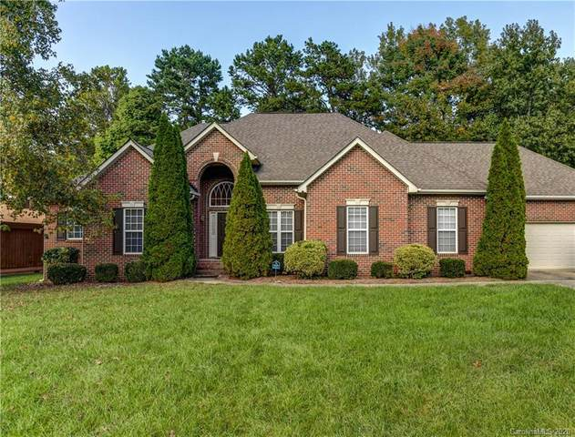 4515 Parliament Court, Charlotte, NC 28216 (#3672250) :: Caulder Realty and Land Co.