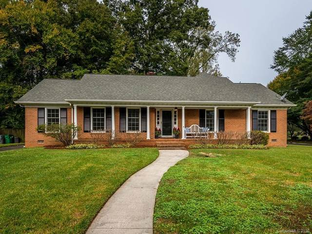 6500 Tensbury Court, Charlotte, NC 28210 (#3672286) :: High Performance Real Estate Advisors