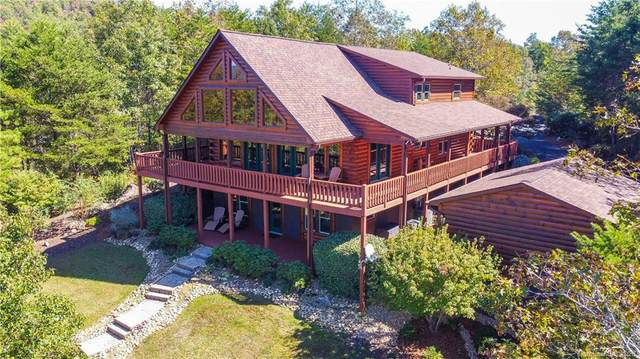 152 Vista Court, Lake Lure, NC 28746 (#3672294) :: IDEAL Realty