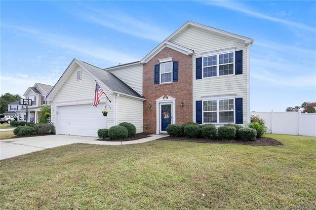 2002 Oakbriar Circle, Indian Trail, NC 28079 (#3672336) :: The Premier Team at RE/MAX Executive Realty