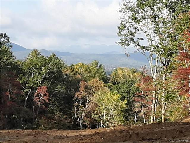 233 Mountain Sunset Trail #27, Hendersonville, NC 28739 (#3672345) :: IDEAL Realty