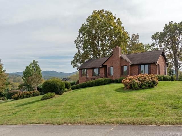 31 Amber Drive, Horse Shoe, NC 28742 (#3672364) :: Keller Williams Professionals