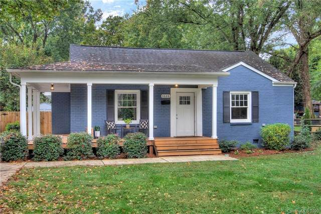 1026 Leigh Avenue, Charlotte, NC 28205 (#3672455) :: Willow Oak, REALTORS®