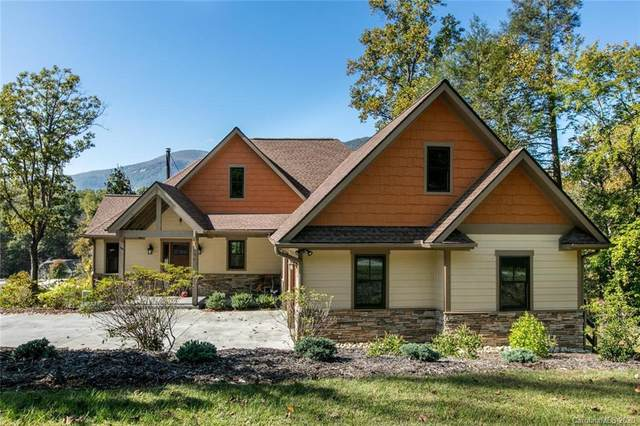 160 Chapel Point Road, Lake Lure, NC 28746 (#3672502) :: Carlyle Properties