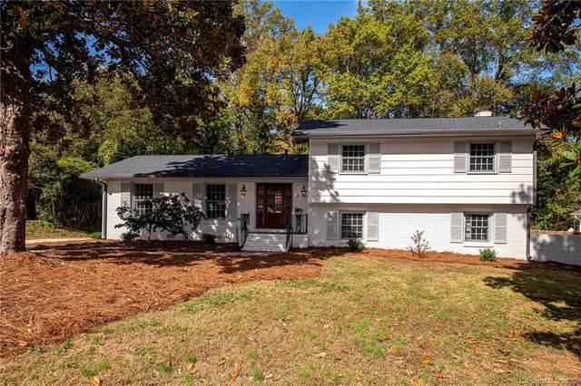 114 Lansdowne Road, Charlotte, NC 28270 (#3672505) :: BluAxis Realty