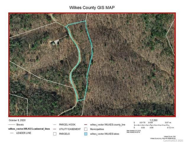 Lot 229 Deer Run #229, Purlear, NC 28665 (#3672533) :: Exit Realty Vistas