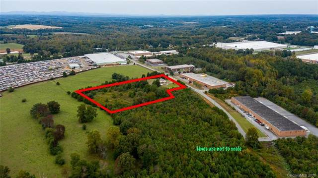2591 Heart Drive, Claremont, NC 28610 (#3672539) :: Mossy Oak Properties Land and Luxury
