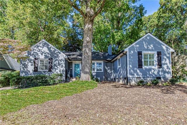 3338 Windsor Drive, Charlotte, NC 28209 (#3672631) :: Caulder Realty and Land Co.