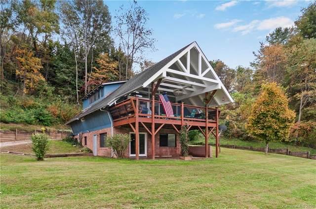 1170 Ratcliff Cove Road, Waynesville, NC 28786 (#3672655) :: LePage Johnson Realty Group, LLC