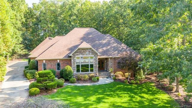 720 Clifden Drive, Matthews, NC 28104 (#3672659) :: IDEAL Realty