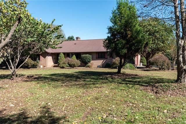 5020 Old Mocksville Road, Salisbury, NC 28144 (#3672669) :: LePage Johnson Realty Group, LLC