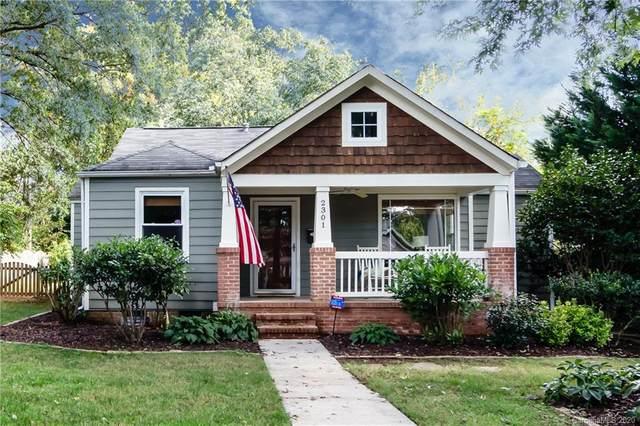 2301 Kingsbury Drive, Charlotte, NC 28205 (#3672683) :: Homes Charlotte