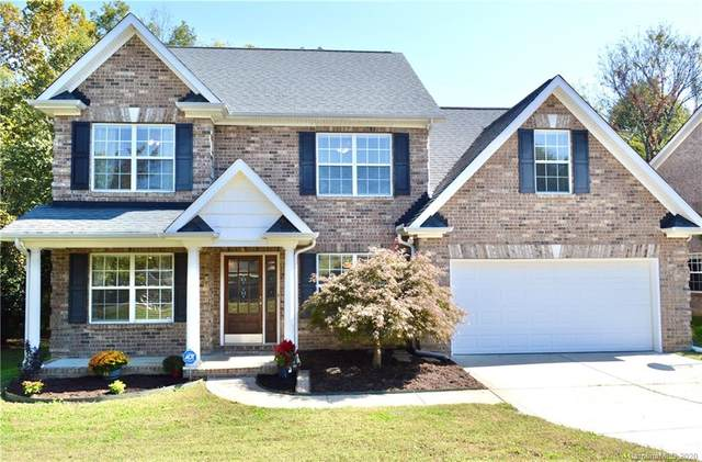 3301 Westridge Lane, Concord, NC 28027 (#3672758) :: High Performance Real Estate Advisors