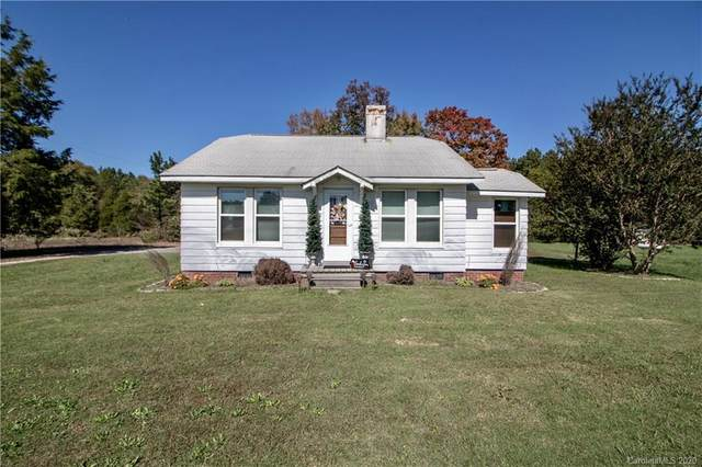 1605 Saint Paul Church Road, Salisbury, NC 28146 (#3672760) :: Robert Greene Real Estate, Inc.