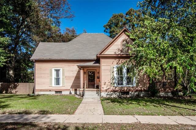 800 W Front Street, Statesville, NC 28677 (#3672799) :: LePage Johnson Realty Group, LLC