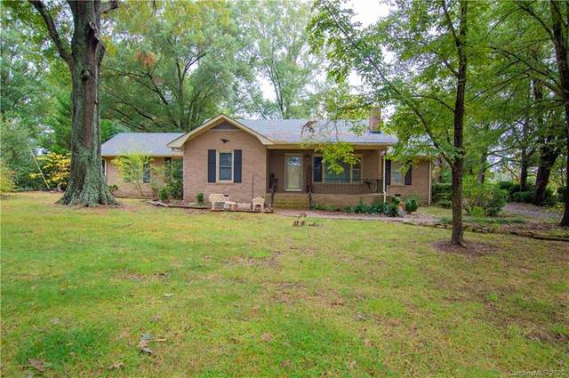 8129 Nc Hwy 205 Highway, Oakboro, NC 28129 (#3672804) :: LePage Johnson Realty Group, LLC