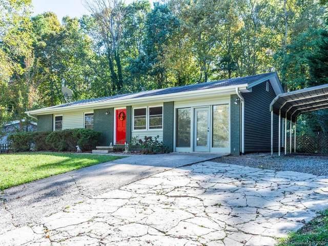 17 Lancelot Lane, Asheville, NC 28806 (#3672826) :: High Performance Real Estate Advisors