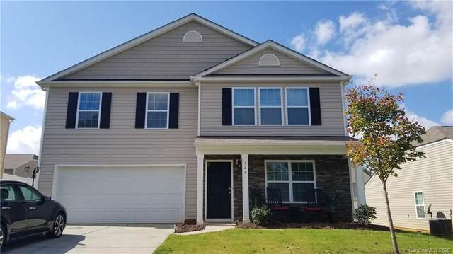 127 Harvest Pointe Drive, Statesville, NC 28677 (#3672840) :: Homes Charlotte
